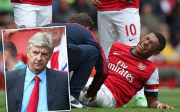 Túng quá hoá liều, Arsenal gọi 4 cầu thủ vô danh đá Champions League