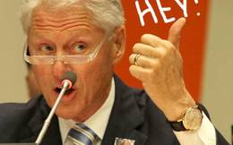 "Video hot trong tuần: Bill Clinton gây sốt với ca khúc ""Robin Thicke - Blurred Lines"""