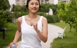 2 động tác đơn giản giúp giảm mỡ toàn thân