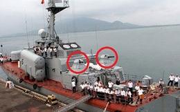 """""""Hỏa thần"""" AK-630 trên tàu chiến Việt Nam"""