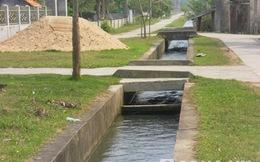 Nghệ An: Rơi xuống mương nước, một người phụ nữ chết đuối