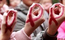 Trung Quốc 'dậy sóng' vì điều khoản kì thị người nhiễm AIDS