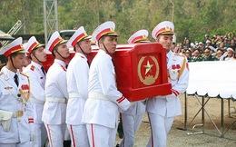 """Trung tướng Nguyễn Việt Thành: Đất nước đã mất đi """"đại công thần"""""""