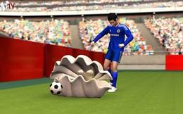 """Xuất hiện phim hoạt hình """"hot"""" về Hazard và cậu bé nhặt bóng"""