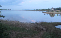 Nghệ An: Đi tắm ở đập, một học sinh lớp 3 chết đuối