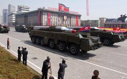 Hàn Quốc 'ngã ngửa' trước sức mạnh tên lửa Triều Tiên
