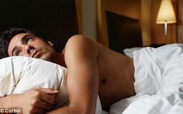 """Thiếu ngủ làm giảm """"con giống"""" của nam giới trẻ tuổi"""