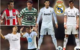 Sự trùng hợp đến khó tin giữa Bale và Ronaldo