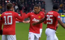"""10 giây, 3 đường chuyền, Man United """"xé"""" lưới Bayer Leverkusen"""