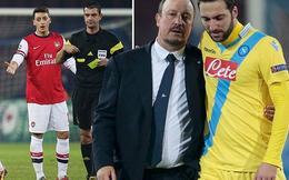 Arsenal kề lưỡi tử thần, Dortmund thoát hiểm phút chót