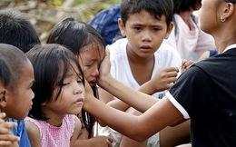 2 triệu trẻ em Philippines có thể bị lạm dụng, buôn bán