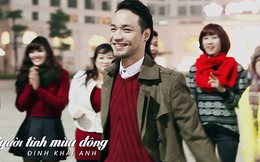 Thú vị clip 'Người tình mùa đông' phiên bản Mr&Miss Sàn Nhạc
