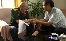 Bài hát về Đại tướng khiến Trung tướng Phạm Hồng Cư bật khóc