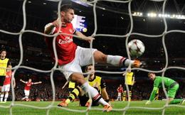 """Arsenal mất """"trọng pháo"""" trong đại chiến Man Utd"""