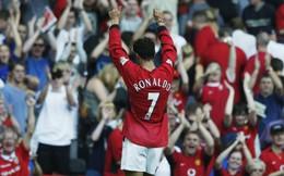 Để trống số 7, Man United đang chờ Ronaldo
