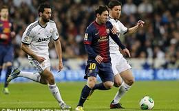 Hậu El Clasico, Messi chửi bới thậm tệ người của Real