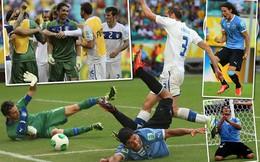 Thắng loạt luân lưu, Italia giành được giải ba