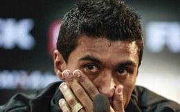 Paulinho bật khóc khi xác nhận gia nhập Tottenham