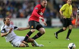 Mặt lạnh như tiền, Rooney chẳng màng đến chiến thắng của Man United