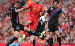 Song sát 2S tỏa sáng, Liverpool vươn lên dẫn đầu Premier League