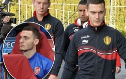 Uất kiếp dự bị, Vermaelen dọa bỏ Arsenal