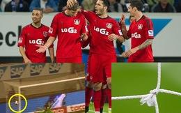 """Xuất hiện """"bàn thắng ma"""" cực dị ở Bundesliga"""