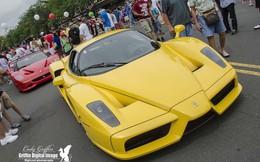 Ảnh đẹp tại ngày hội Ferrari và Bạn bè