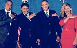 Tổng thống Obama đích thân chọn bài hát cho Beyonce, Usher