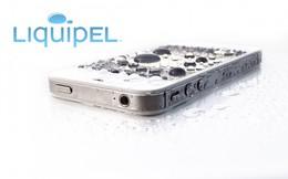 Bảo vệ điện thoại khỏi va đập với lớp phủ Liquipel