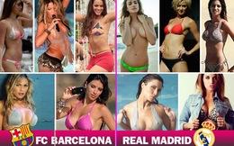 """Barca vs Real: """"Kinh điển"""" đường cong"""