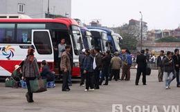 Hà Nội: Sở GTVT yêu cầu không tăng giá vé xe dịp Tết