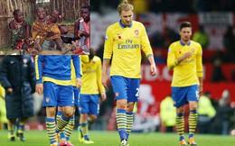 """Arsenal """"biến"""" 9 công dân Uganda trở thành người vô gia cư"""