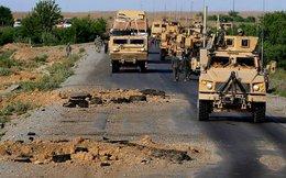 Mỹ phát triển vỏ giáp chống bom tự chế cho xe chiến đấu mặt đất