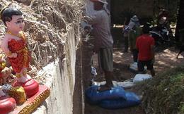 Sợ xung đột, dân Thái Lan xây boong-ke trú ẩn