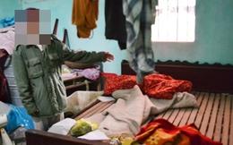 Nam Định: Hai cháu bé tử vong bên cạnh người cha dính máu