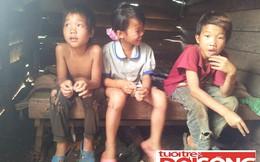 Bố theo nhân tình, đẩy 3 con nhỏ vào trại trẻ mồ côi