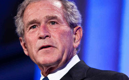"""Cựu Tổng thống George W. Bush """"hài lòng"""" với quyết định tấn công Iraq"""
