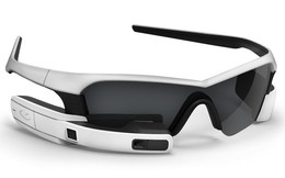 Cận cảnh đối thủ giá rẻ của Google Glass