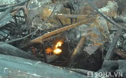 TTTM Hải Dương hoang tàn sau 2 ngày bị cháy
