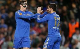 """Chelsea """"dắt tay"""" Benfica vào chơi chung kết"""