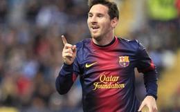 Lịch sử vẫn đang chờ Messi