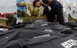 Philippines: Túi đựng thi thể được làm sạch để tiếp tục sử dụng