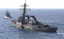 Chiến hạm tối tân của Mỹ ở Syria từng bị vũ khí thô sơ hạ gục