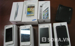 Cướp iphone còn quay lại trêu chọc nạn nhân