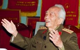 Nghiên cứu đưa tên Đại tướng Võ Nguyên Giáp vào SGK