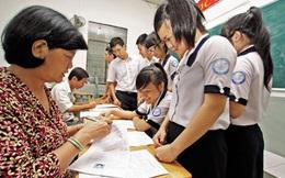 Bộ GD-ĐT quyết định tăng lệ phí tuyển sinh và dự thi ĐH, CĐ
