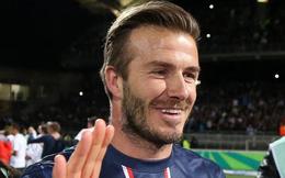 David Beckham bất ngờ từ giã sự nghiệp