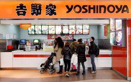 Chuỗi nhà hàng Yoshinoya bán thức ăn bẩn cho khách hàng