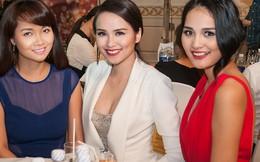 Hương Giang gợi cảm trong đêm tiệc chào Ngô Trác Hy - Dương Di