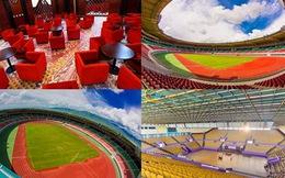 SVĐ, nhà thi đấu đẹp như mơ ở SEA Games 27